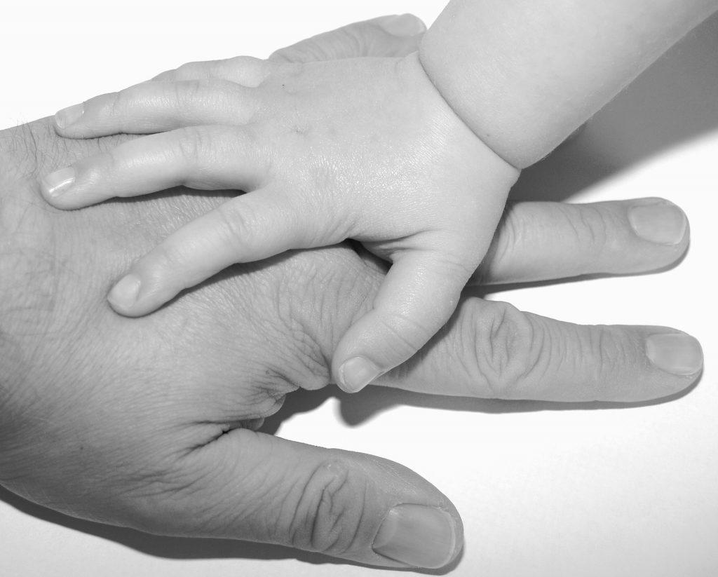 Herencia de padres a hijos